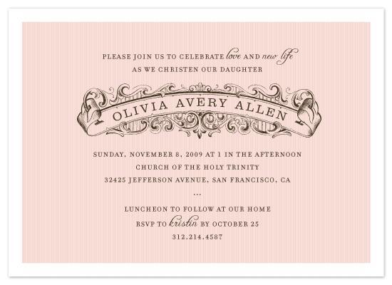 invitations - Vintage Banner by The AV Design Factory