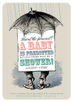 Forecast: Baby Shower!