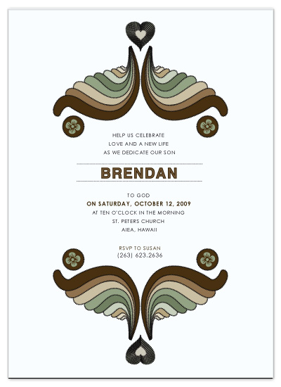 invitations - CELEBRATE WITH US by VICTOR JACOBO