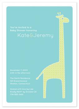 Dotty the Giraffe