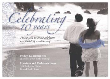 Kathleen & Harrison's 10th Anniversary