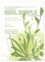 Real Simple Floral by Lauren Campbell