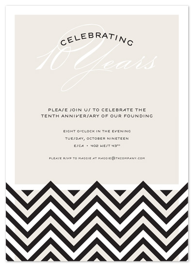 party invitations - CoCo by Sarah Lenger