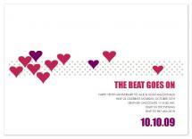 The beat goes on by Alissa Mercier