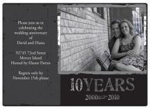 Grunge Anniversary by Aimee Libby: Libby Design