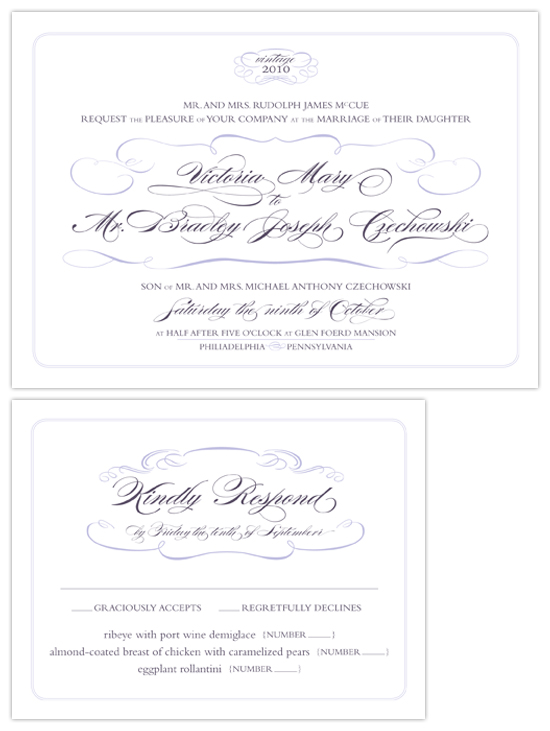 wedding invitations - Wine Lover by nichole tremblay
