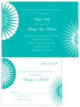 Modern Tiffany Elegance by Joyful Heart Design