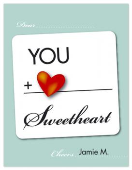 You're a Sweetheart