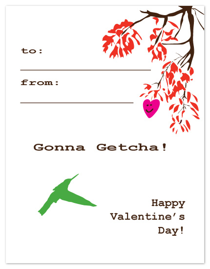 valentine's day - Gonna Getcha! by a.k.a. Darius McMurple