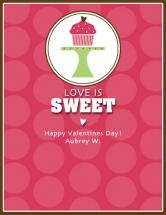 Love is Sweet by Kristin Woodwick