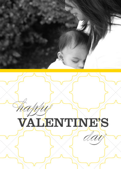 valentine's day - Flourish Pattern by Faye + Co