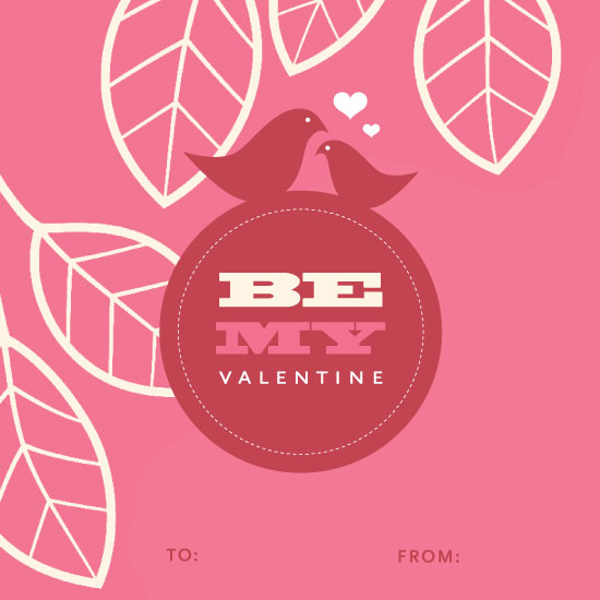 valentine's day - Be My Valentine by coffeyhouse+design