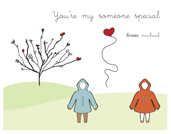 valentine's day - Someone Special by Lina Goldberg