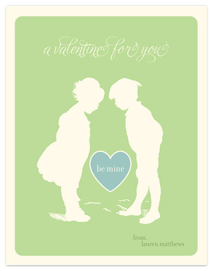 valentine's day - Vintage Valentine by Push Papers