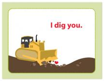 I Dig You by Lisa Razza