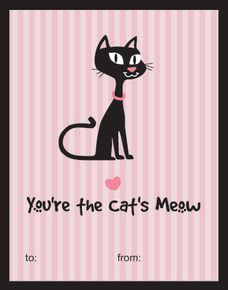 valentine's day - Cat's Meow by Lori Moore