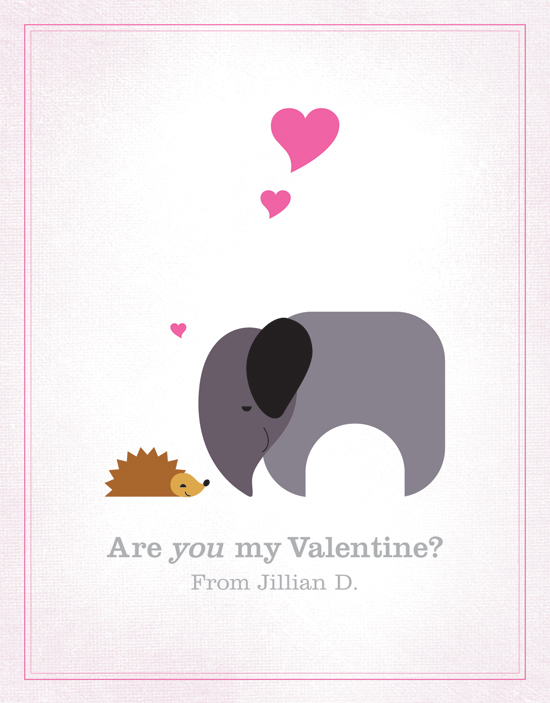 valentine's day - Animal Love by Kate Sawyer