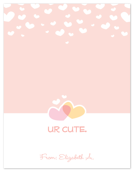 valentine's day - Ur Cute by Thistle and Lilly