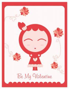 Ms Red's Valentine's Day