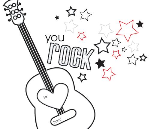 valentine's day - You Rock!! by Gisella Battisti