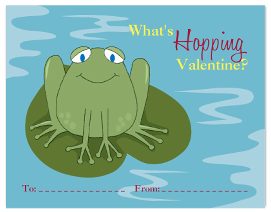 valentine's day - What's Hopping by Lori Moore