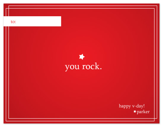 valentine's day - Simply Put by roxanne chang