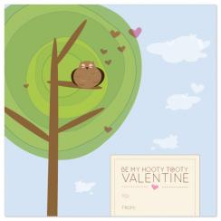 Hooty Tooty Valentine