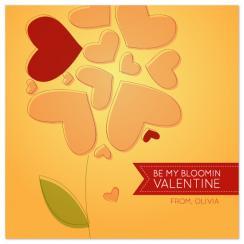 Bloomin Valentine