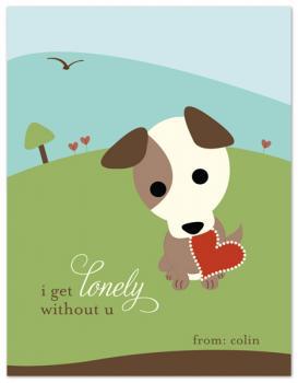 lonely valentine