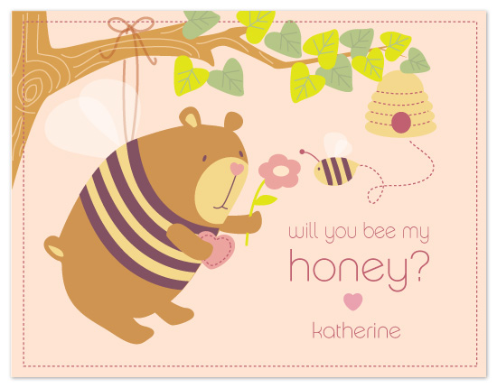 valentine's day - bee my honey  by Coco and Ellie Design