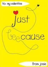 Just bee-cause by Little Wex Designs
