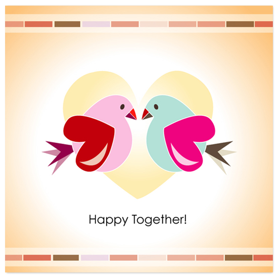 valentine's day - Happy Together by Janice.S