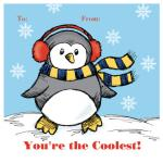 Cool Penguin by Lori Moore