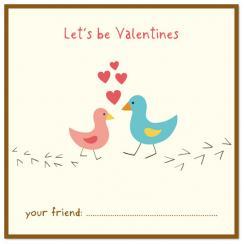 Little Birds Valentine