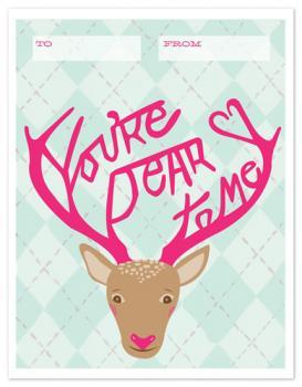 You're Deer to Me