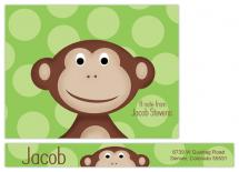 Monkey Face by Chic Design