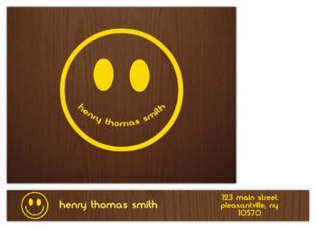 Wood Paneled Happiness