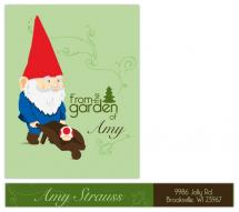 Garden Gnome by Ashley Hay