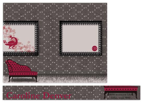 personal stationery - from the gallery by Deniz Ören