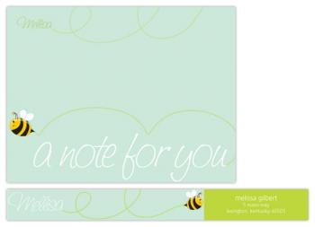 A note from Bee