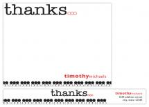 Thanks Man by papercake gal