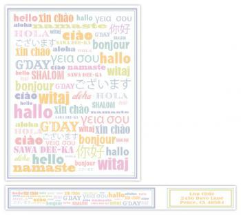 "The Language of ""Hello"""