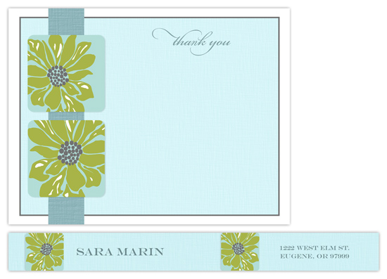 personal stationery - Bellismo by Gypsy Five