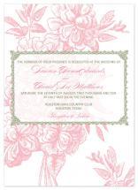Vintage Romance by Peach Blossom Paperie