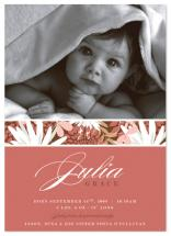 Flower Child by Ten26 Design Custom Invitations