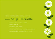 wedding invitations - spring soiree by Oscar & Emma