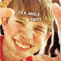 Jungle by Aleida Armijo