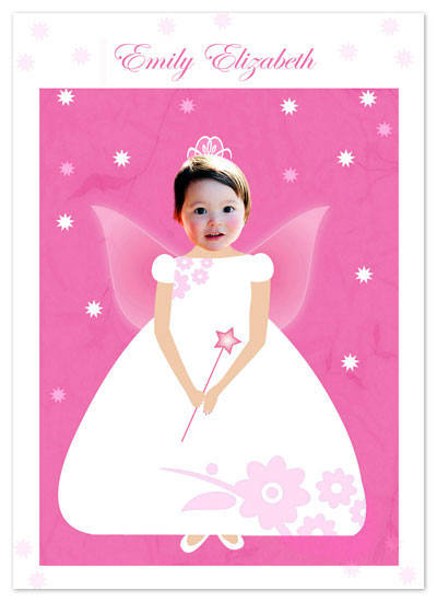 birthday party invitations - Little Fairy by Donna Wilson