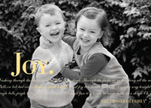 holiday photo cards - Nostalgia by Emily Ranneby
