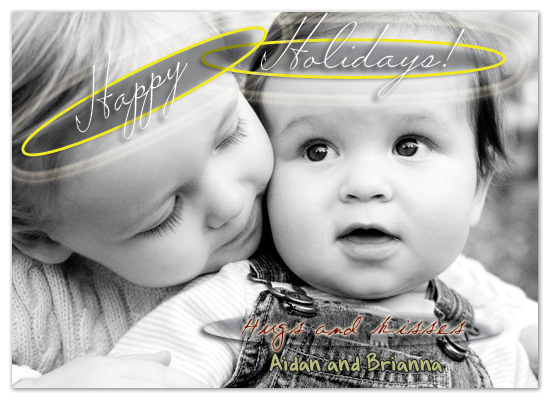 holiday photo cards - Special Delivery by Jessica Termini